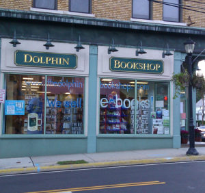 The Dolphin Bookstore, Port Washington NY